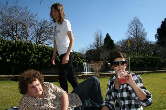 picnic people
