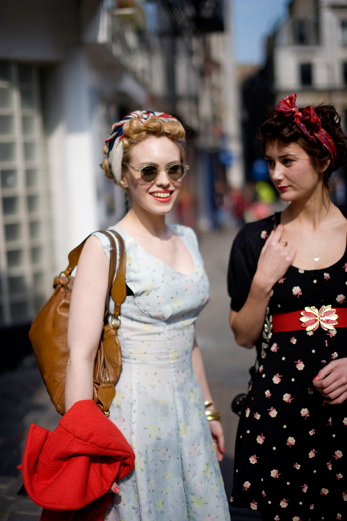 Retro Revolution Where To Find Vintage Clothing In