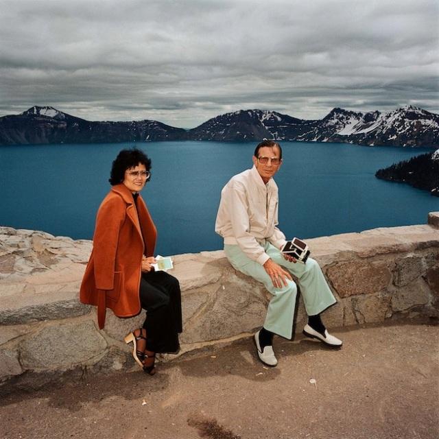 Couple-Taking-Polaroids-Crater-Lake-National-Park-OR-1980