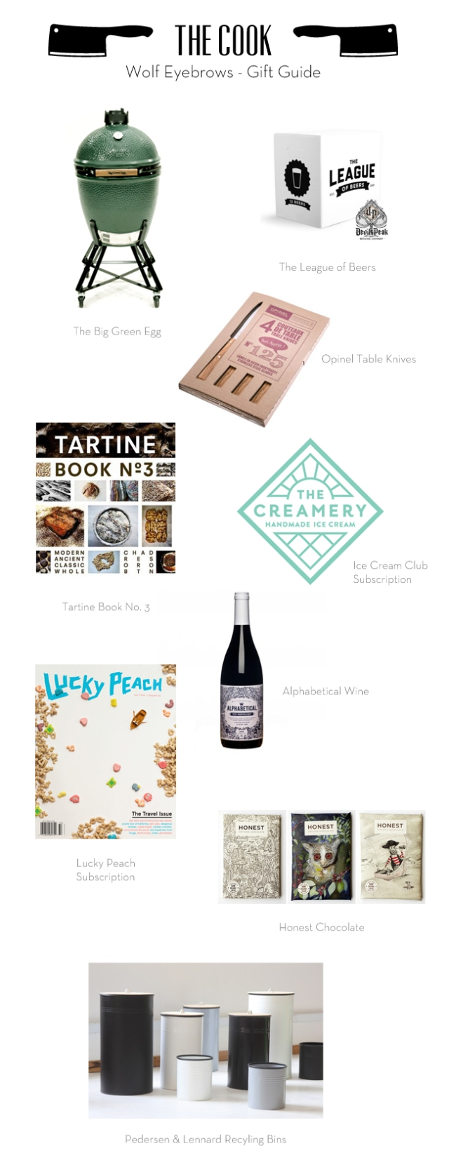Culinary Gift Guide