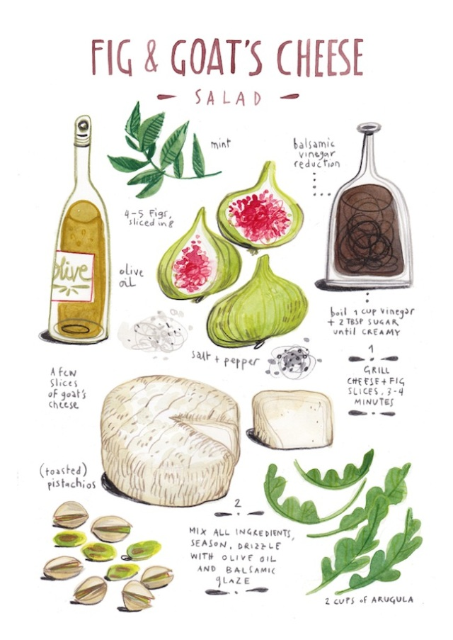 fig goat cheese blog