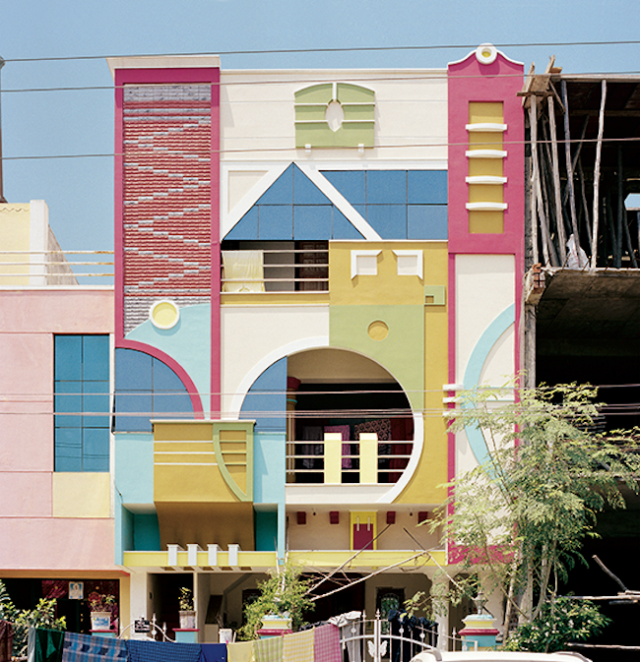 Indian Architecture Ettore Sottsass
