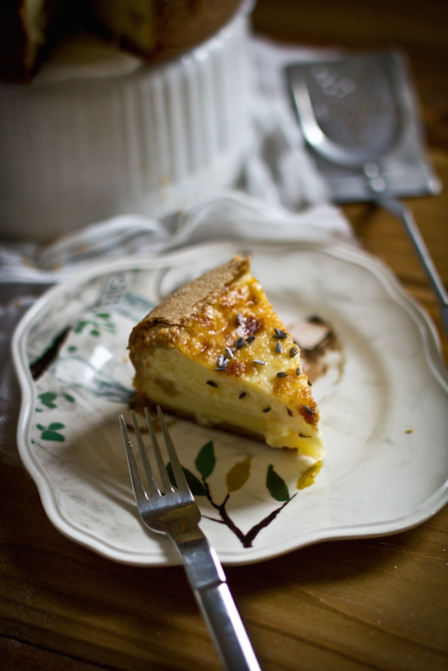 almond custard pie 1
