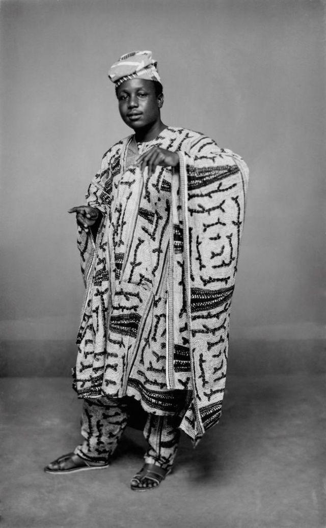 Chief Solomon Osagie Alonge1